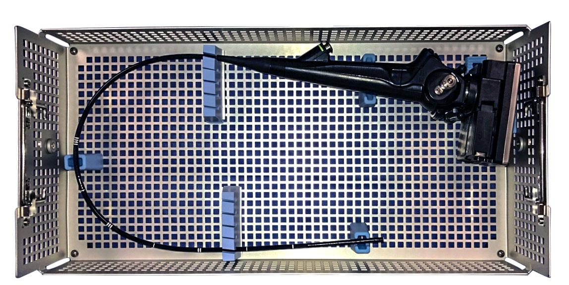 VideoScope Tray