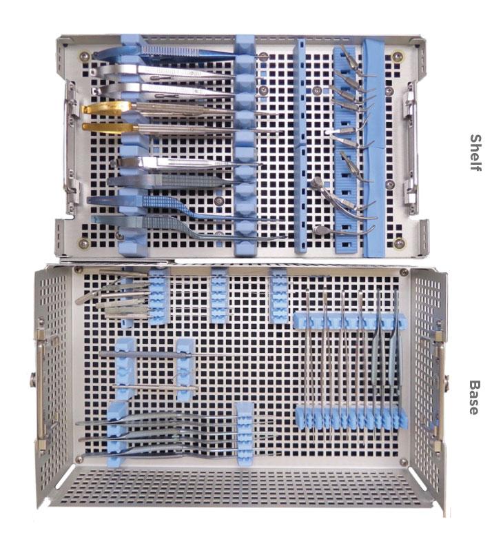 Open Heart Micro Tray