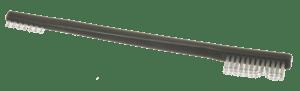 Double-Ended Nylon Brush