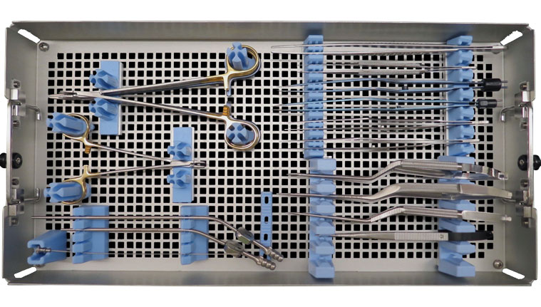 Dural Repair Kit Tray