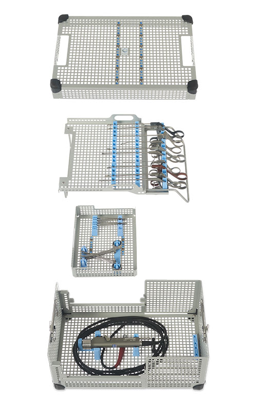 Arthroscopy Instrument Tray