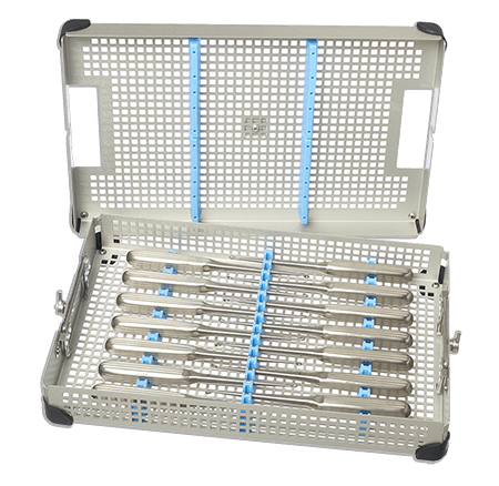 Curette Tray