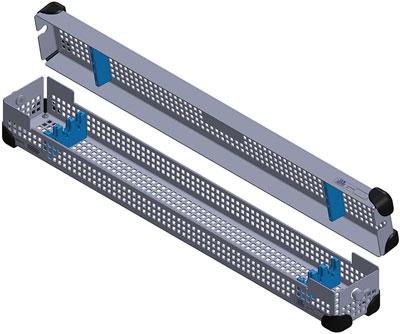 Holds 1-3 (5-10mm) Scopes
