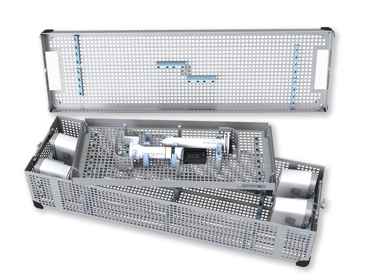 Four Instrument Procedure Tray