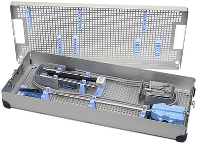 Single Stapler + Accessory Tray