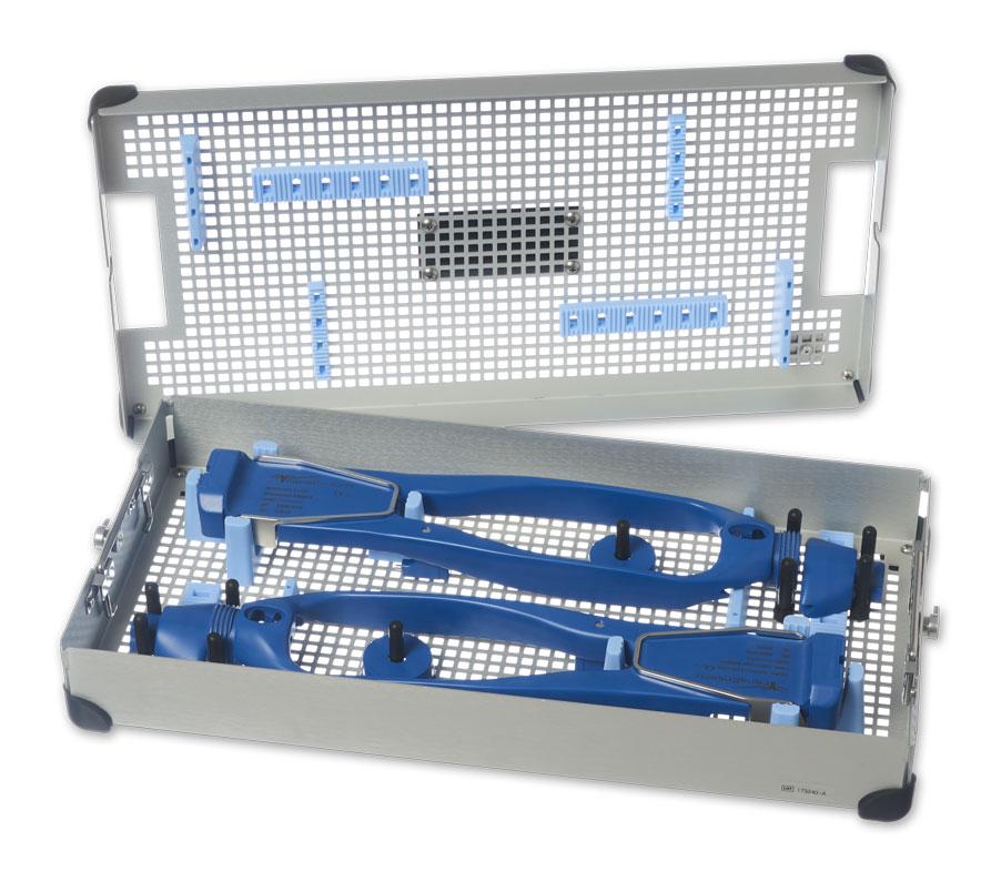 Dual Endoscope Adapter Tray